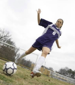 The Female Athlete and ACL injuries